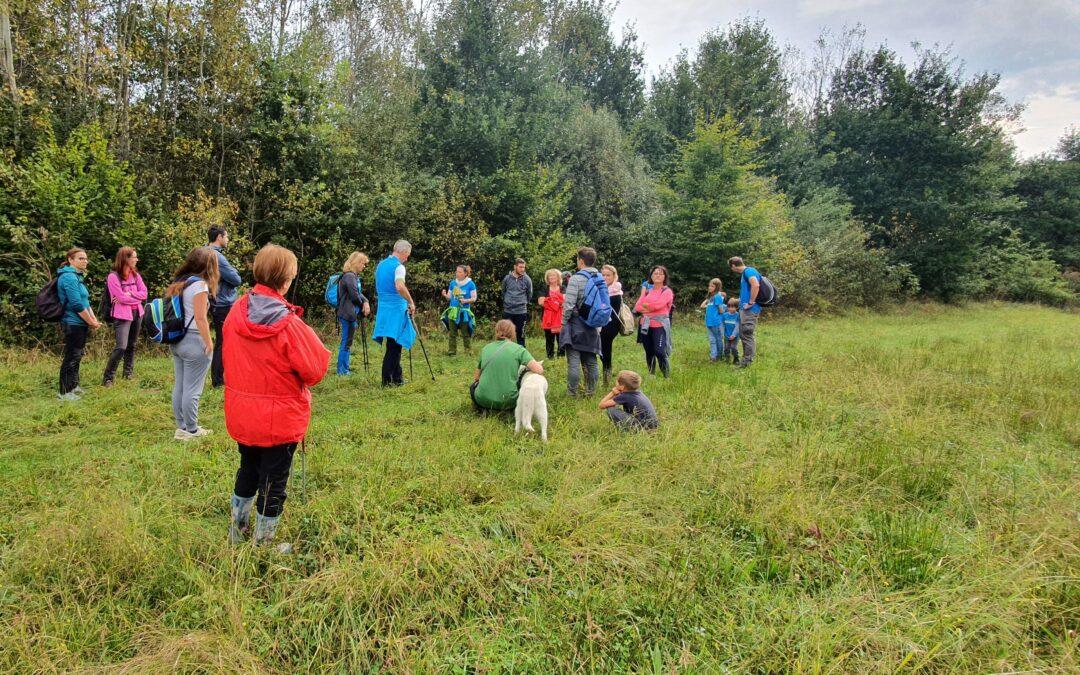 Napovedujemo: jesenski pohod po Radenskem polju